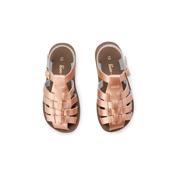 Salt Water Sun-San Sailor Sandals
