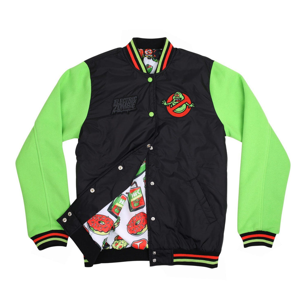 'Snack Attack' Varsity Jacket