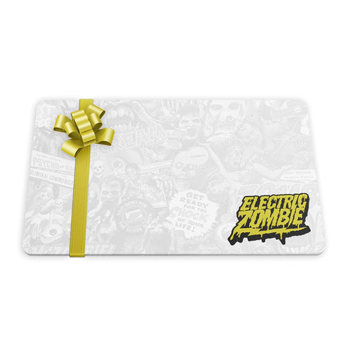 Electric Zombie Gift Card