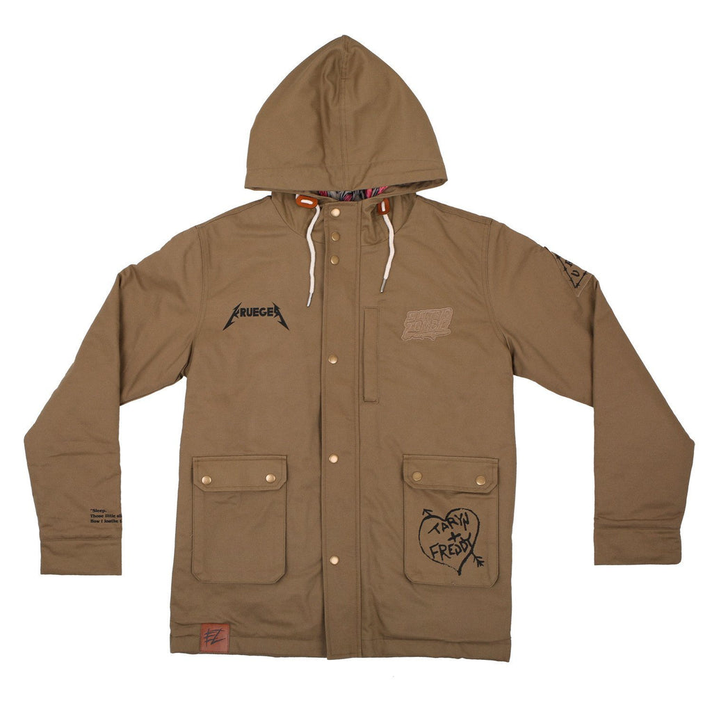 'Slasher' Jacket