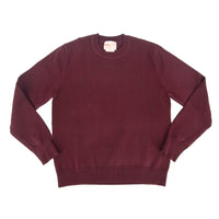 Cotton Crew neck Maroon 101CP