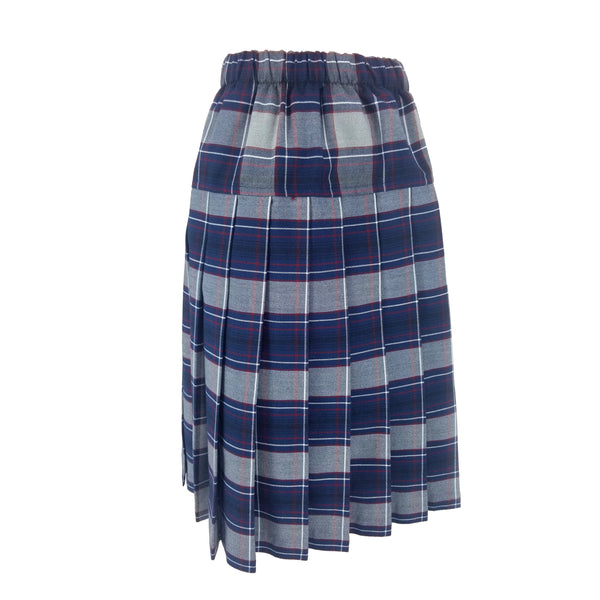 Yoke Skirt Plaid 82