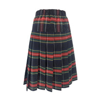 Yoke Skirt Plaid 63