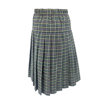 Yoke Skirt Plaid 44