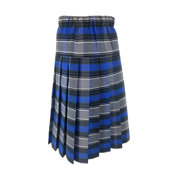 Yoke Skirt Plaid 32