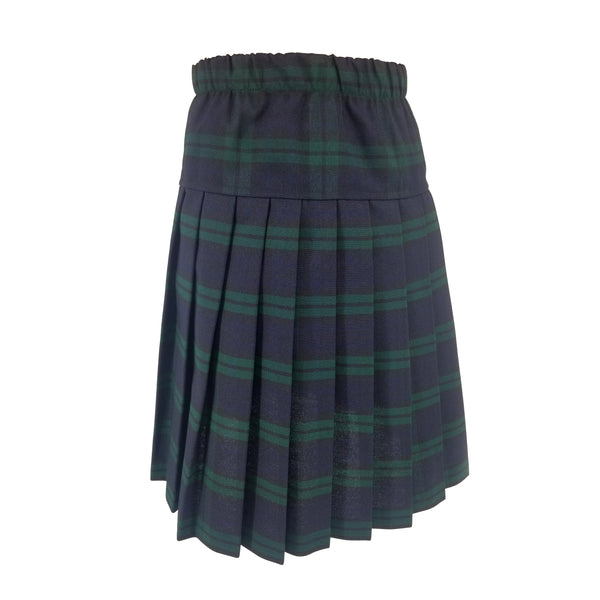 Yoke Skirt Plaid 79
