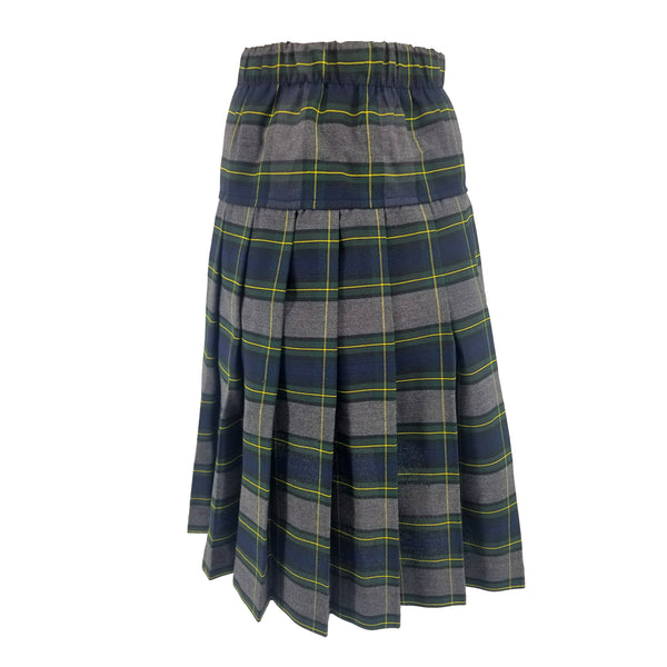 Yoke Skirt Plaid 48