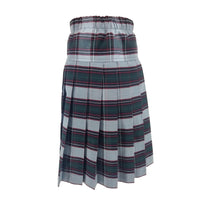 Yoke Skirt Plaid 26