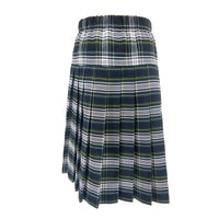 Yoke Skirt Plaid 61