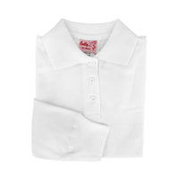White Polo Shirt - P4