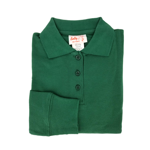 Green Polo Shirt - P8