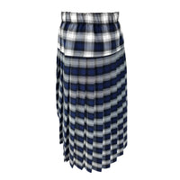 Yoke Skirt Plaid 64