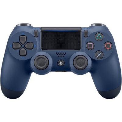 Sony DUALSHOCK 4 Midnight Blue Wireless Controller { 3 } Day Delivery
