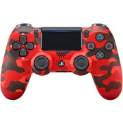 PS4 Sony DUALSHOCK 4 Red Camo Wireless Controller {3} Delivery
