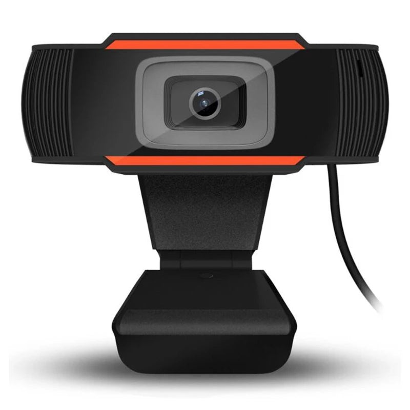 SeenDa HD Webcam 480p USB Camera