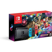 Refurbished Nintendo Switch Console W/ Mario Kart 8 Deluxe