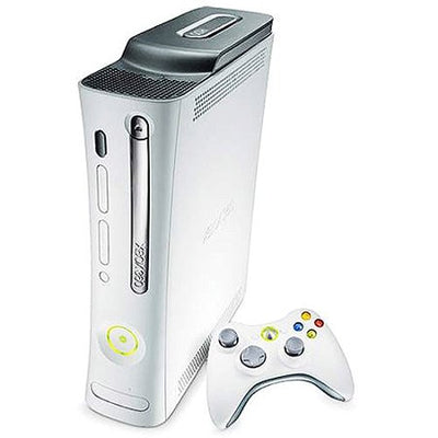 Xbox 360 60GB Pro Console - Refurbished - .