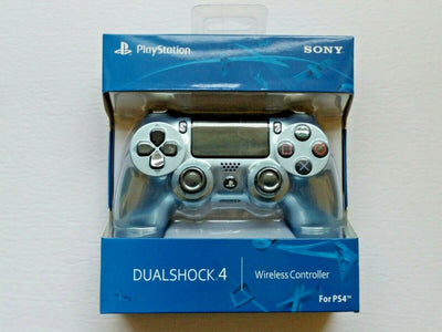 TITANIUM BLUE PS4 CONTROLLER 3 Day Delivery