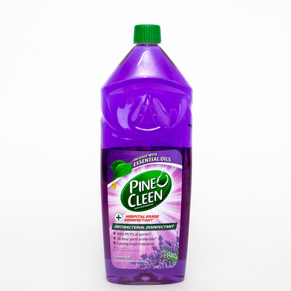 Pine O Cleen Disinfectant Lavender 1.25L
