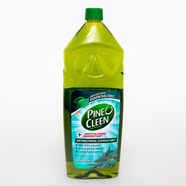 Pine O Cleen Disinfectant Eucalyptus 1.25L