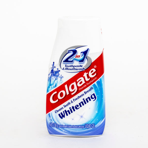 Colgate Toothpaste & Mouthwash 2-In-1 130g