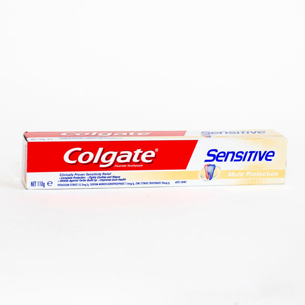 Colgate Toothpaste Sensitive Multi Protection 110g