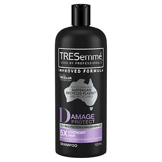 Tresemme Shampoo Damage Protect With Rice Protein & Macadamia Oil 900ml