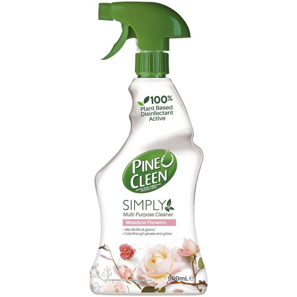 Pine O Cleen Surface Spray Disinfectant Simply Meadow Flowers 500ml