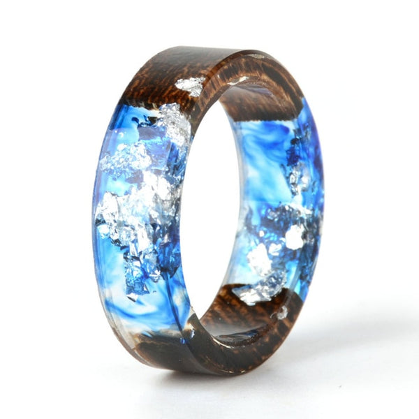 Wood Resin Ring - Vitaezen