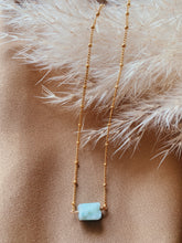 Load image into Gallery viewer, Larimar Choker