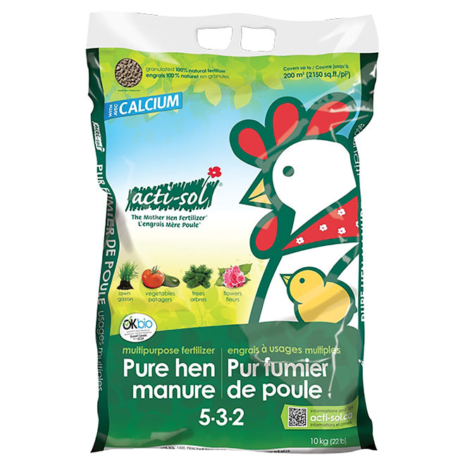 Actisol All-Purpose Hen Manure