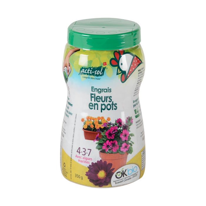 Actisol Flower fertilizer