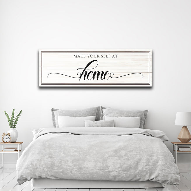 Home (READY TO HANG) - FREE SHIPPING
