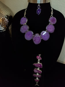 Purple Passion 2 Pc Electrifying Set