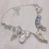Precious Pearls of the Sea Necklace