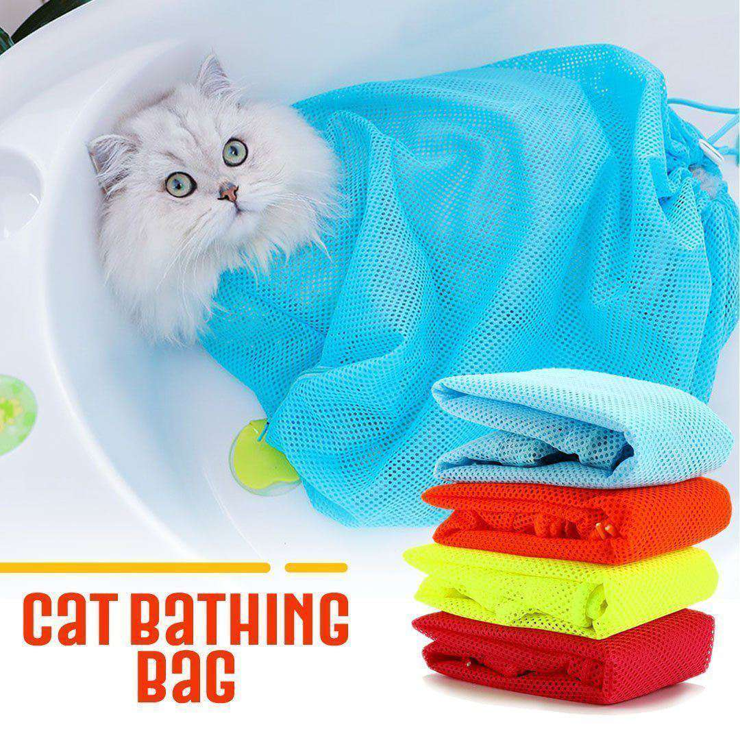 Cat Bathing Bag