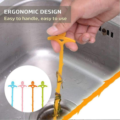 Sink Cleaning Hook - 6pcs