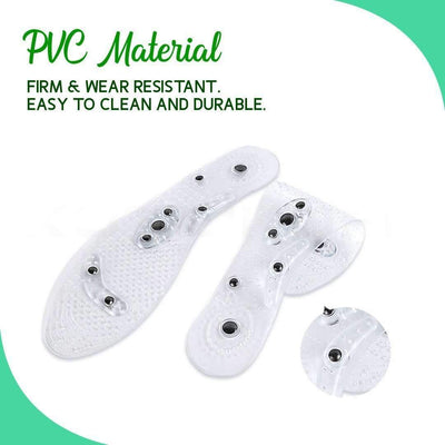 Magnetic Massage Shoe Pad - 1/2 Pairs
