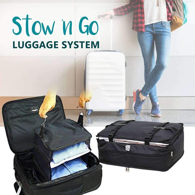 Stow-N-Go Portable Luggage System