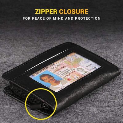 RFID Blocking Wallet