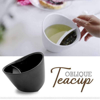 Tipping Tea Cup