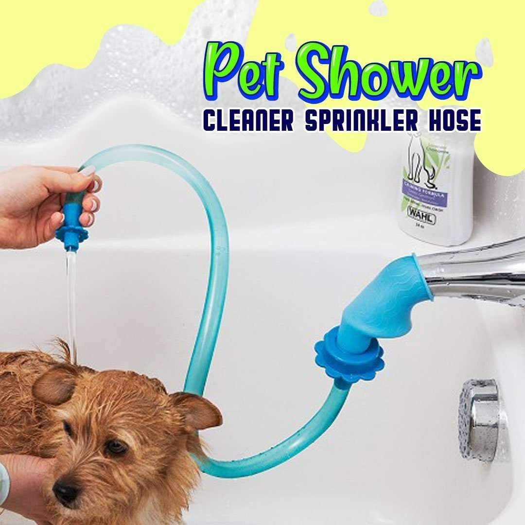Pet Shower Sprinkler