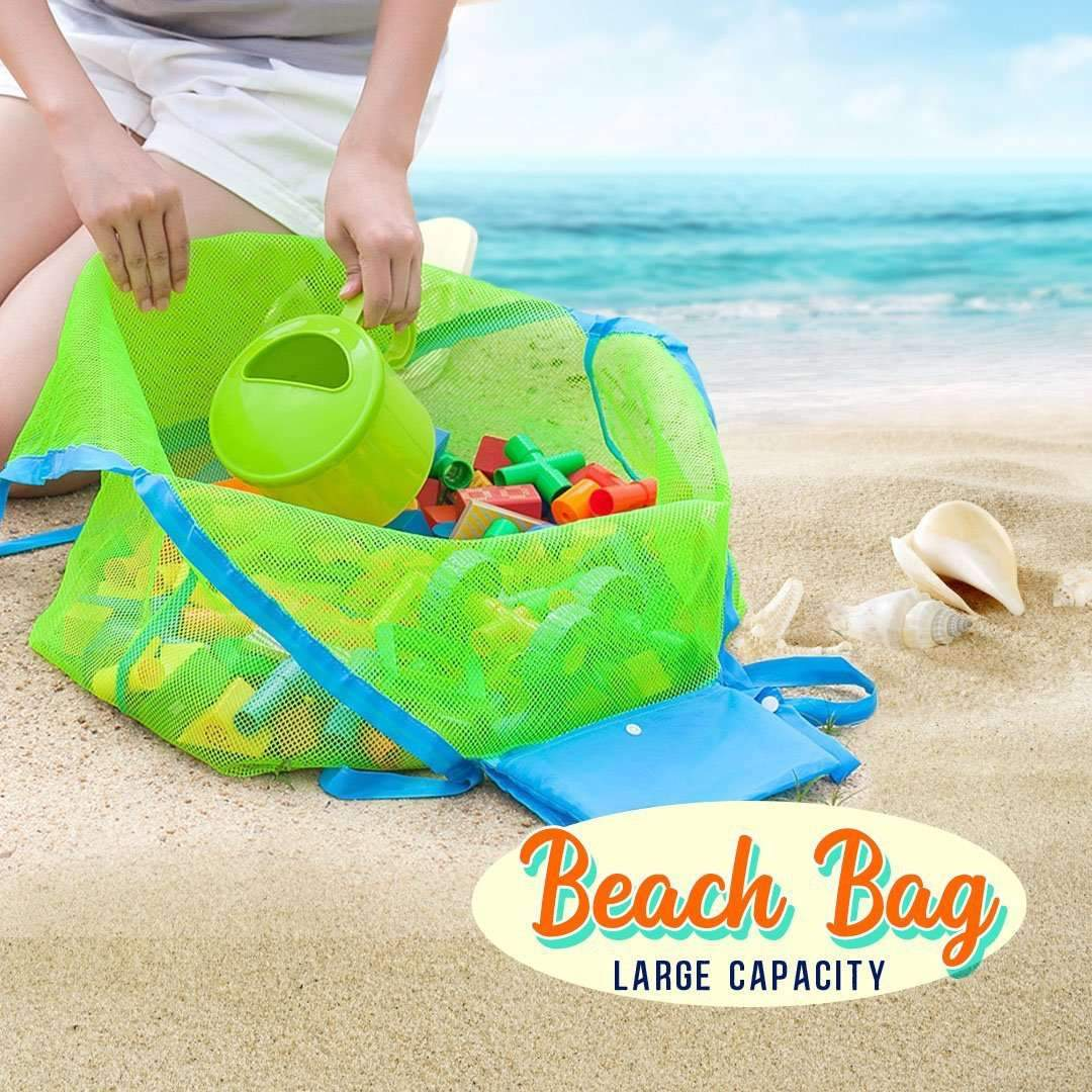 Large Mesh Beach Bag