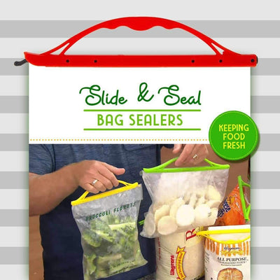 Slide & Seal Bag Sealers