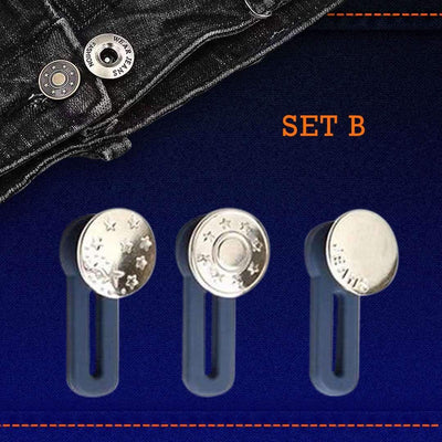 Jeans Extendable Button