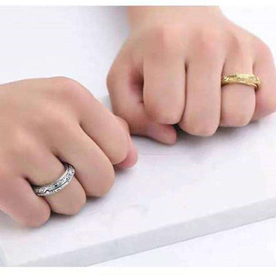 2 IN 1 Astronomical Ring