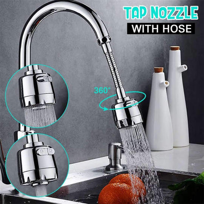 Tap Nozzle with Hose