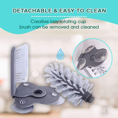 Mug Cleaning Brush Stand