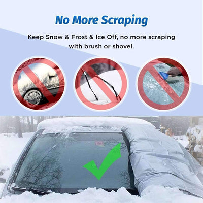 Premium Windshield Snow Cover