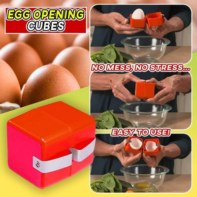 Egg Opening Cube